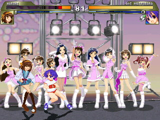 THE IDOL MASTER  Stage